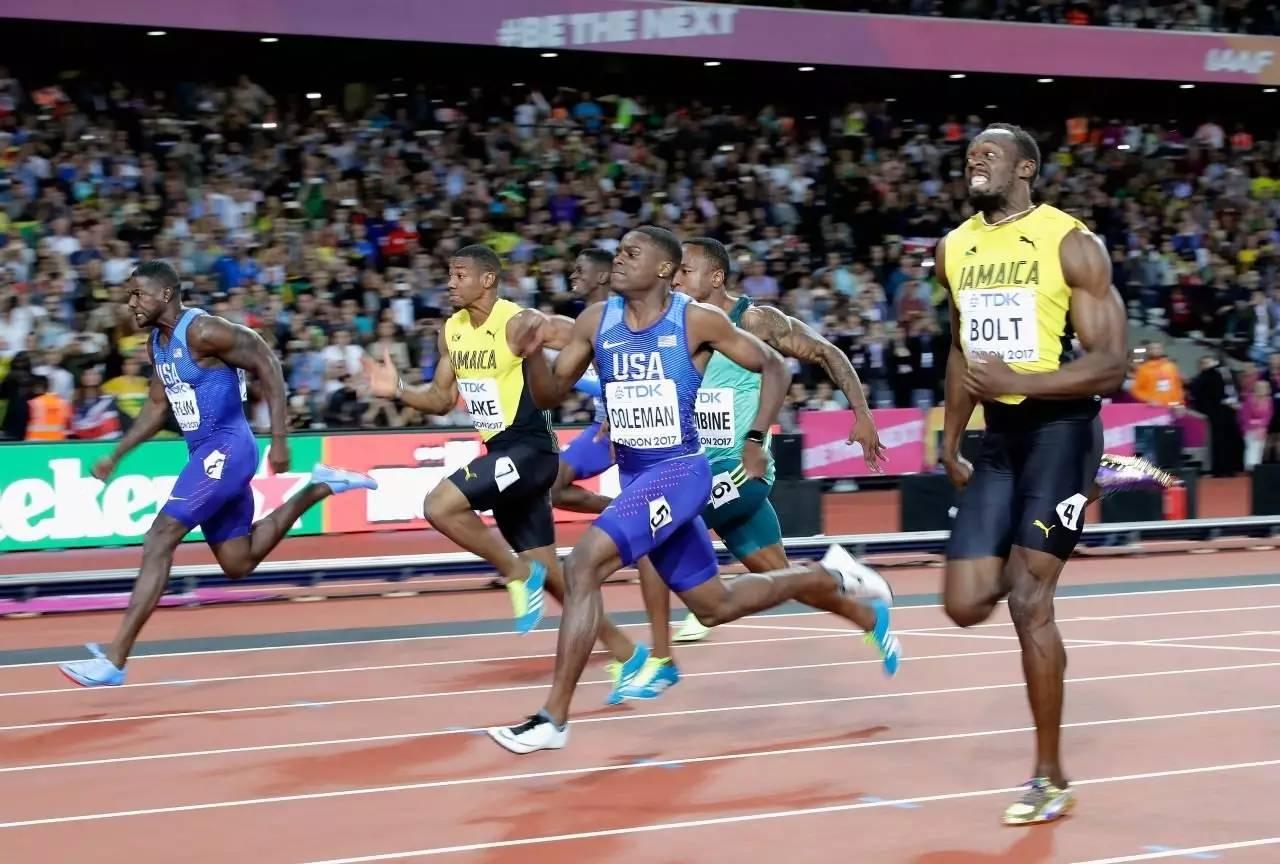 保特百米跑出今年个人最佳惜负两美国选手摘铜